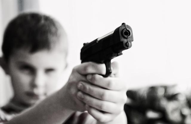 4세 폭력적인 우리 아이